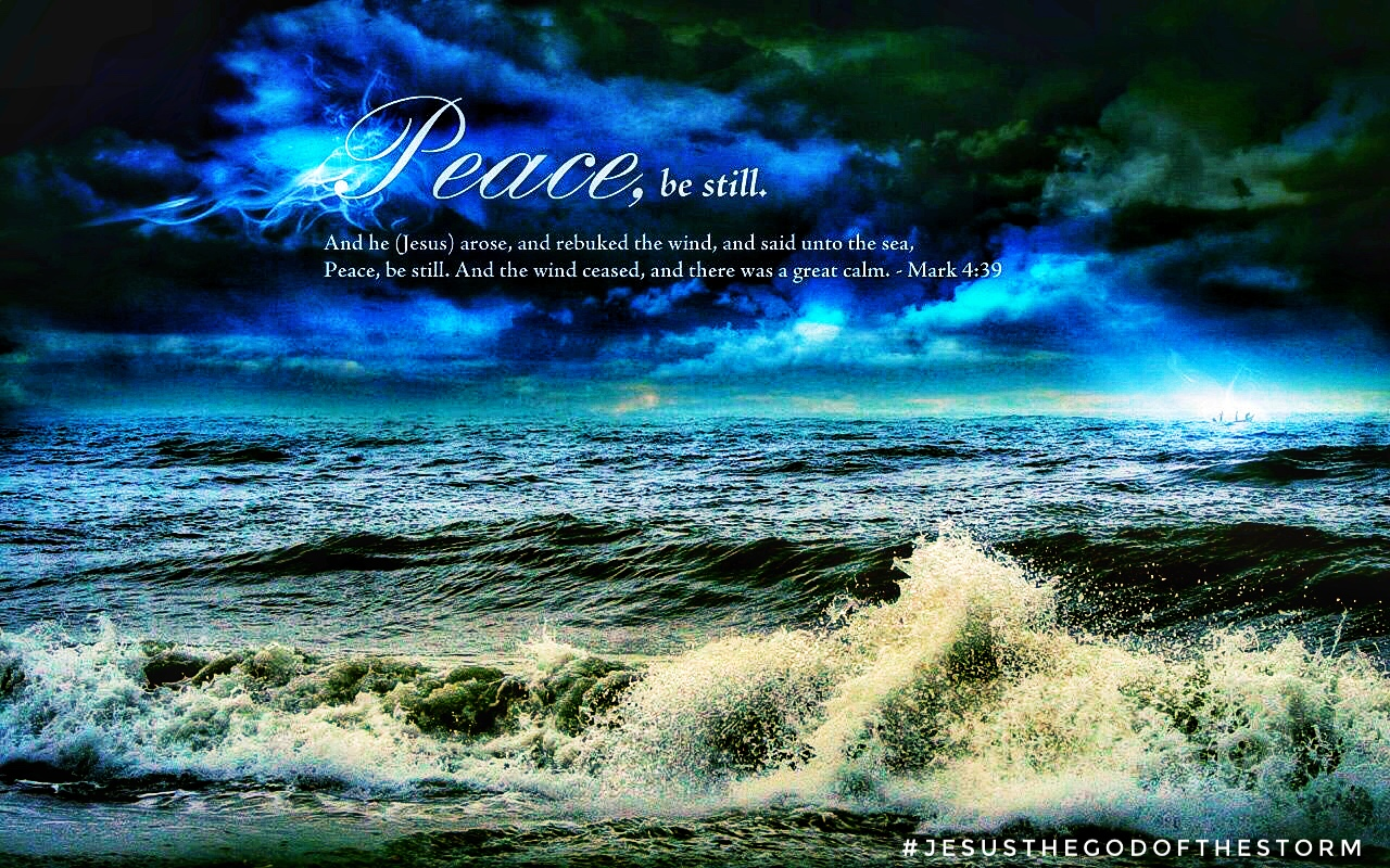 a70e1b33d8f8a3 Morning Inspiration - PEACE BE STILL!   bzioninspires
